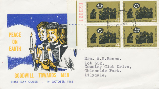 Christmas 1966 Issue - 19 Oct 1966